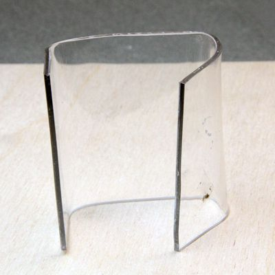 Easily Bend Sheet AcrylicPlexiglass With Home Tools - Bend furniture