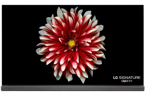 LG OLED G7P Signature Series 4K Ultra HD TV