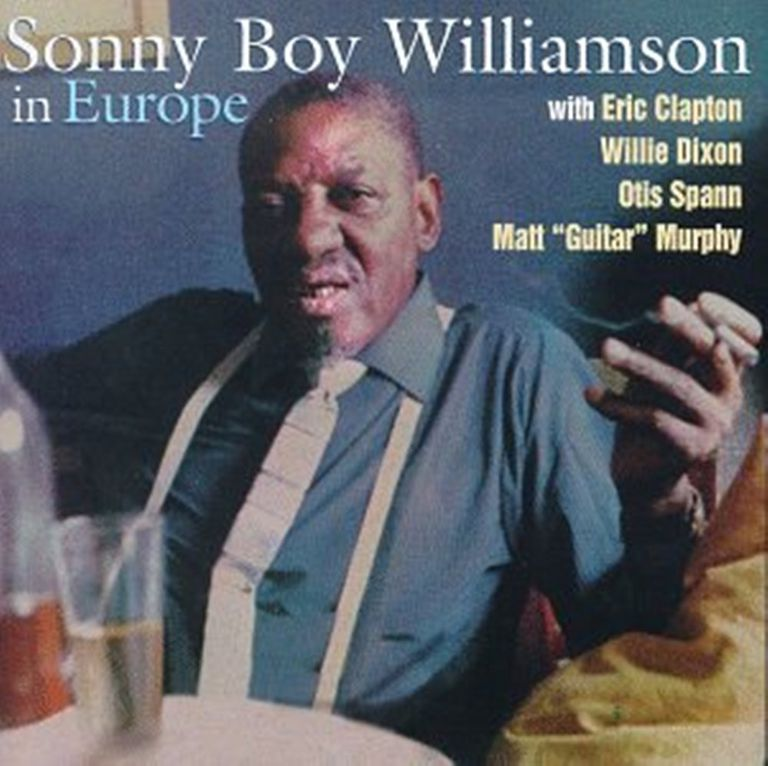 Sonny Boy Williamson - 'In Europe'