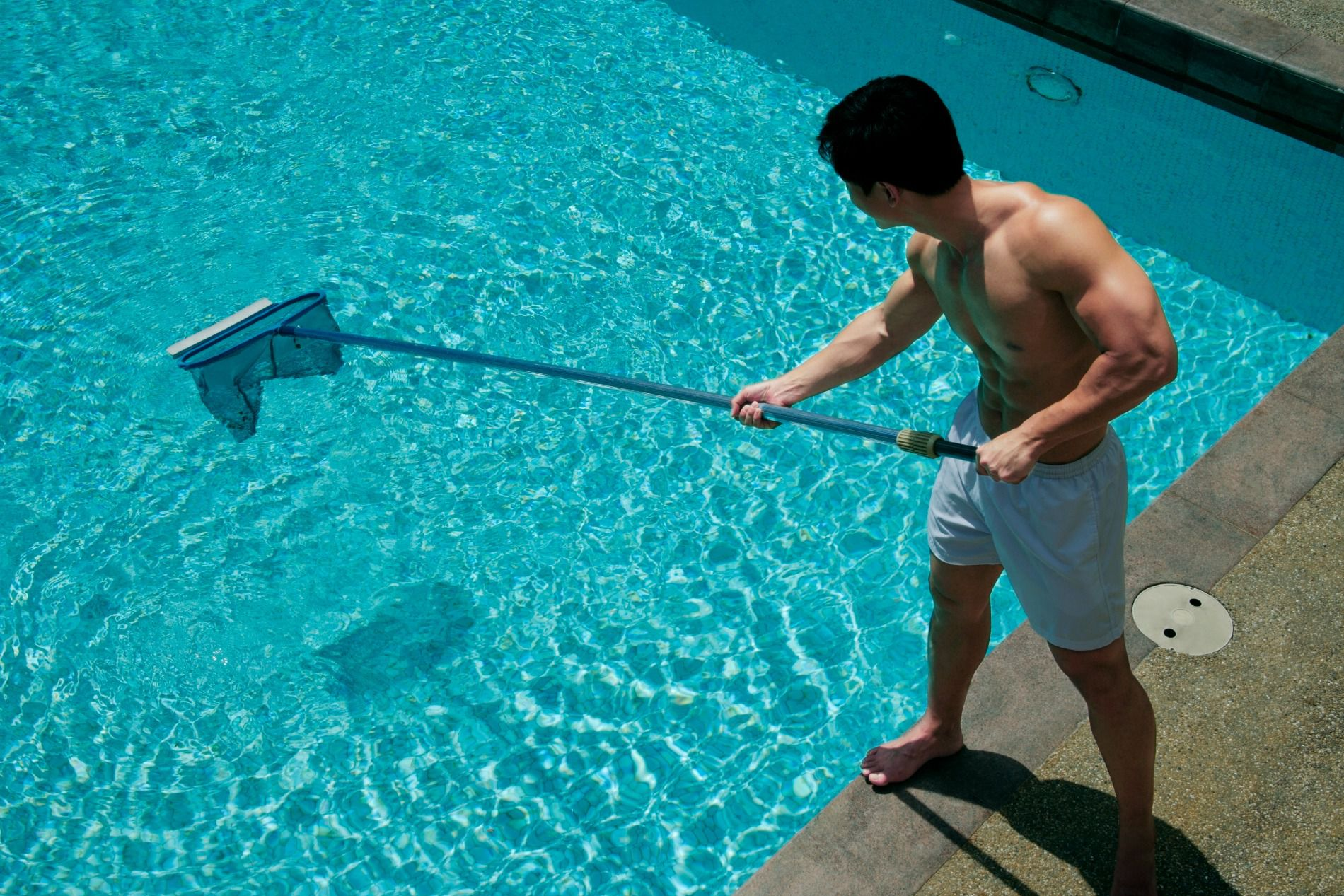 Swimming Pool Filtration Services : How to open a pool for the season