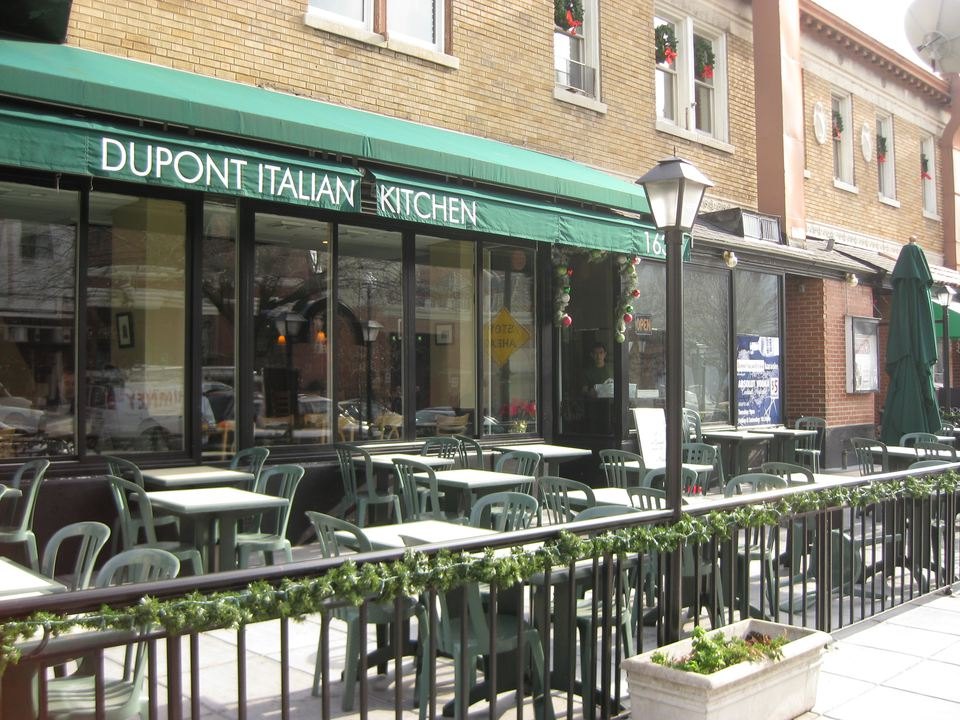 Best Italian Restaurants Near Dupont Circle