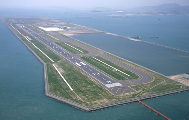 Japan S Floating Airports