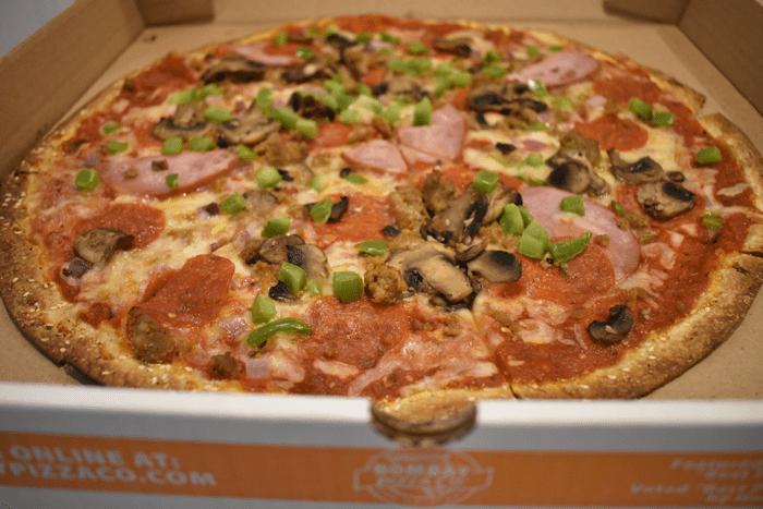 Bombay Pizza Co.