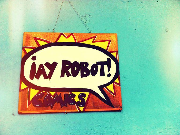 ¡Ay Robot!