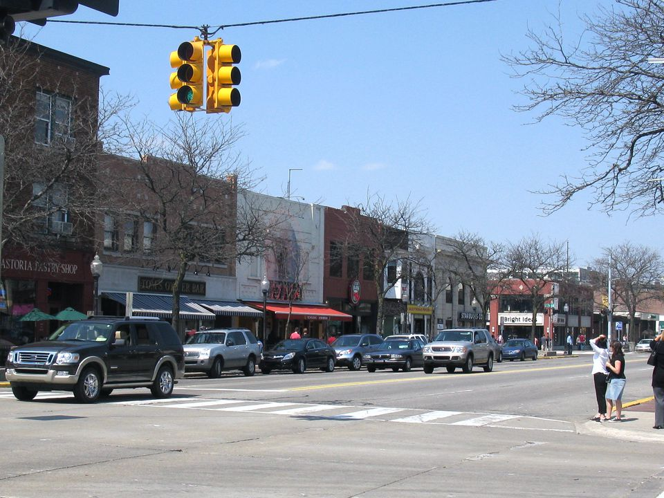 Main Street, Royal Oak