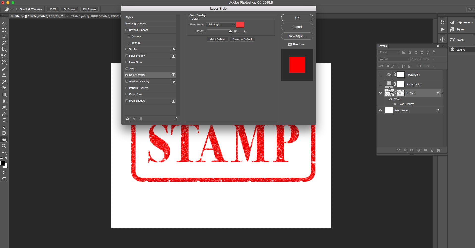 Create grunge or rubber stamp text effect in photoshop baditri Gallery