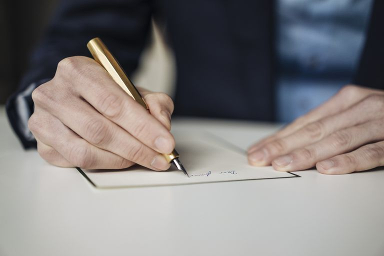 Handwriting May Offer Insignt Into Cognitive Problems in MS