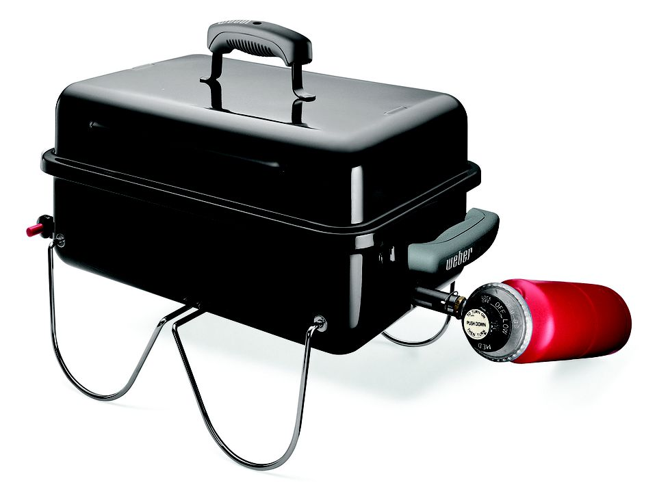 Weber Propane Gas Go Anywhere Portable Grill Model# 1520