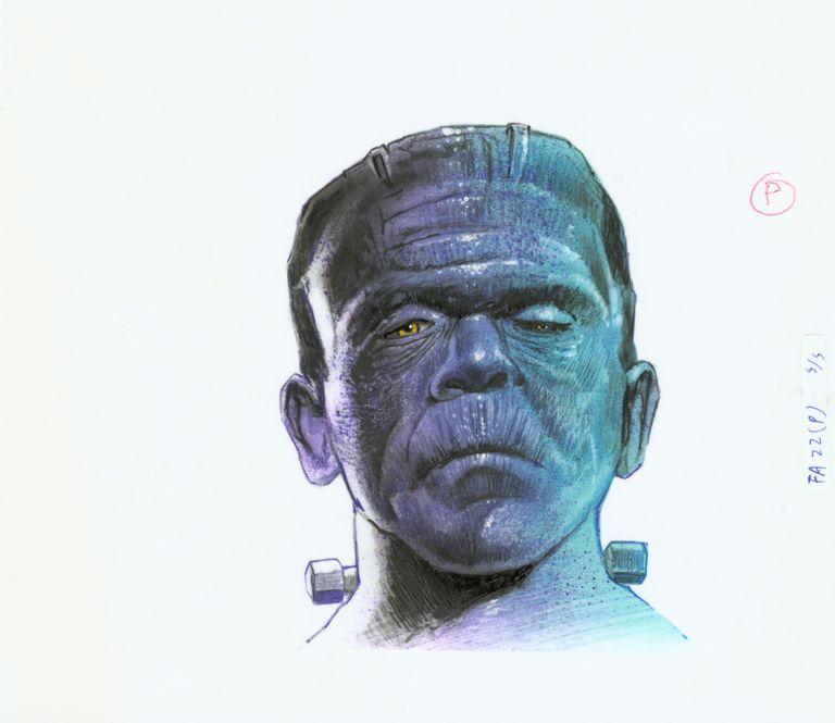 I got Victor Frankenstein. Which Mad Scientist Are You?