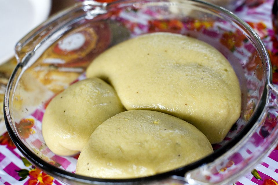 Fufu Recipe A Traditional Caribbean Dumpling