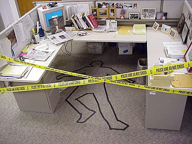 Office Pranks Your Coworkers Wont See Coming - 19 best office desk pranks youve ever seen