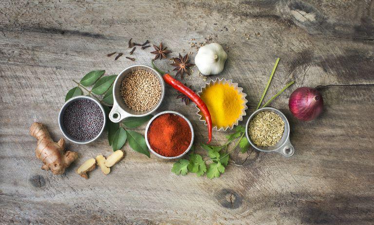 Cocina con hierbas y especias para el control de tu diabetes