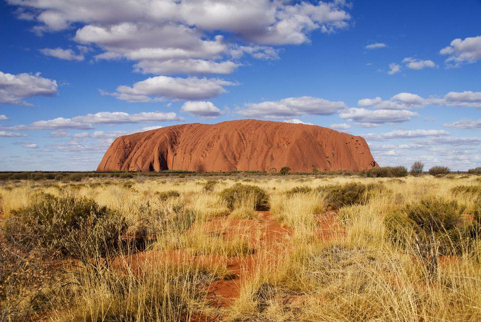 Uluru (Ayers Rock).