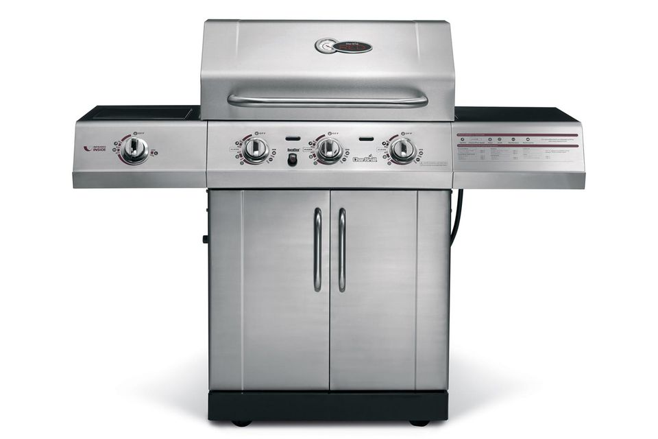 Char-Broil RED 3-Burner Infrared Gas Grill Model# 463250511