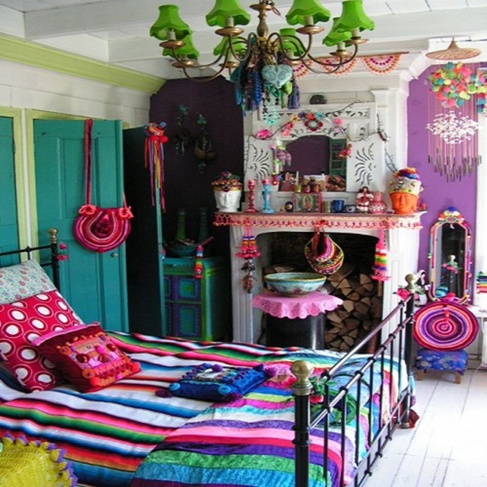Colorful Bedroom Designs: Colorful Bedroom Ideas And Photos