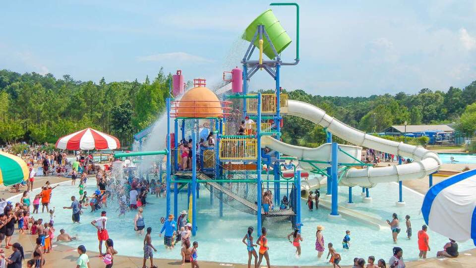 Safety Of Water Parks On Islands
