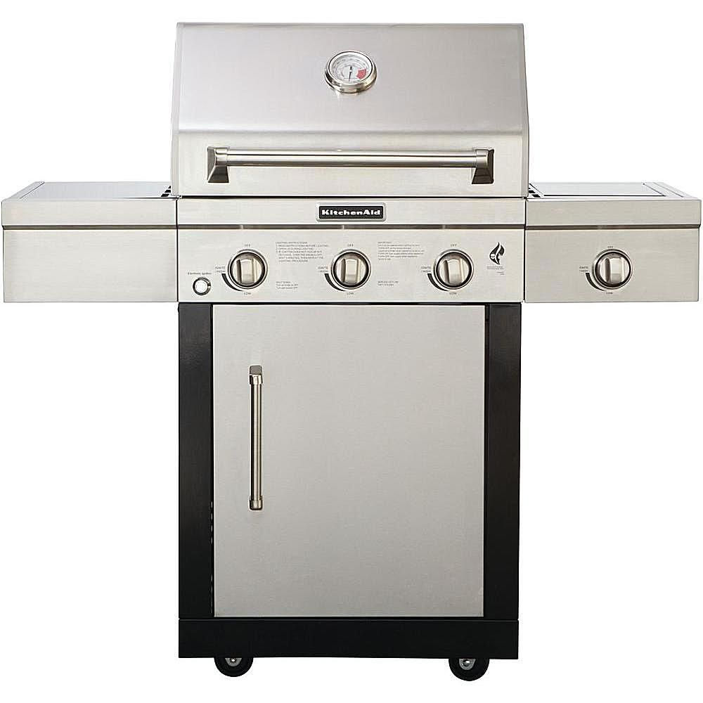 Kitchenaid 3 Burner Model 720 0787d Gas Grill Review