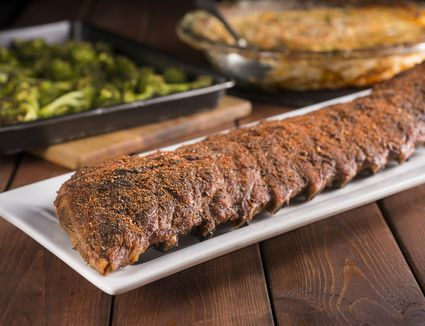 how to cook ribs without a grill