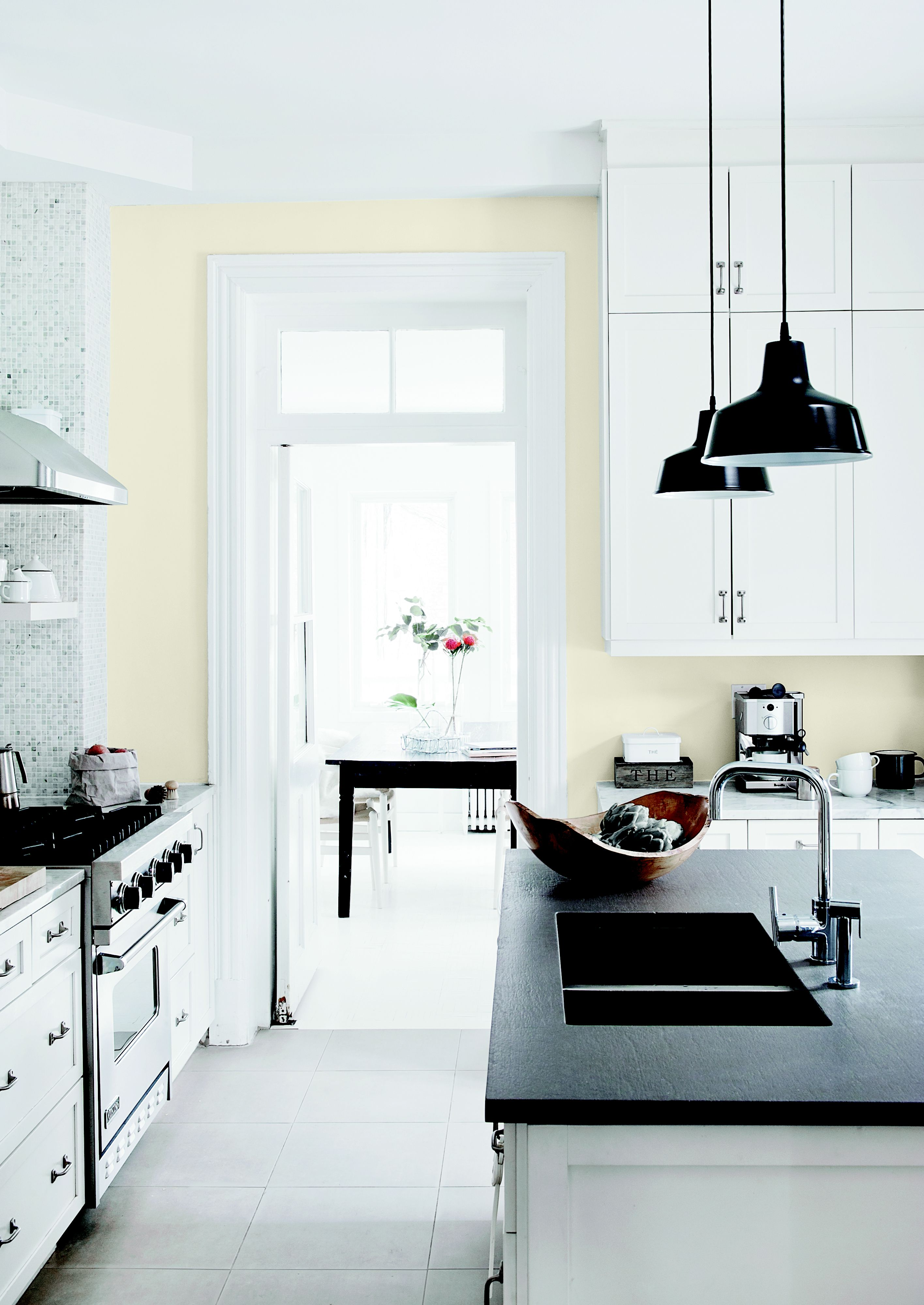 see rooms featuring glidden s cappuccino white paint