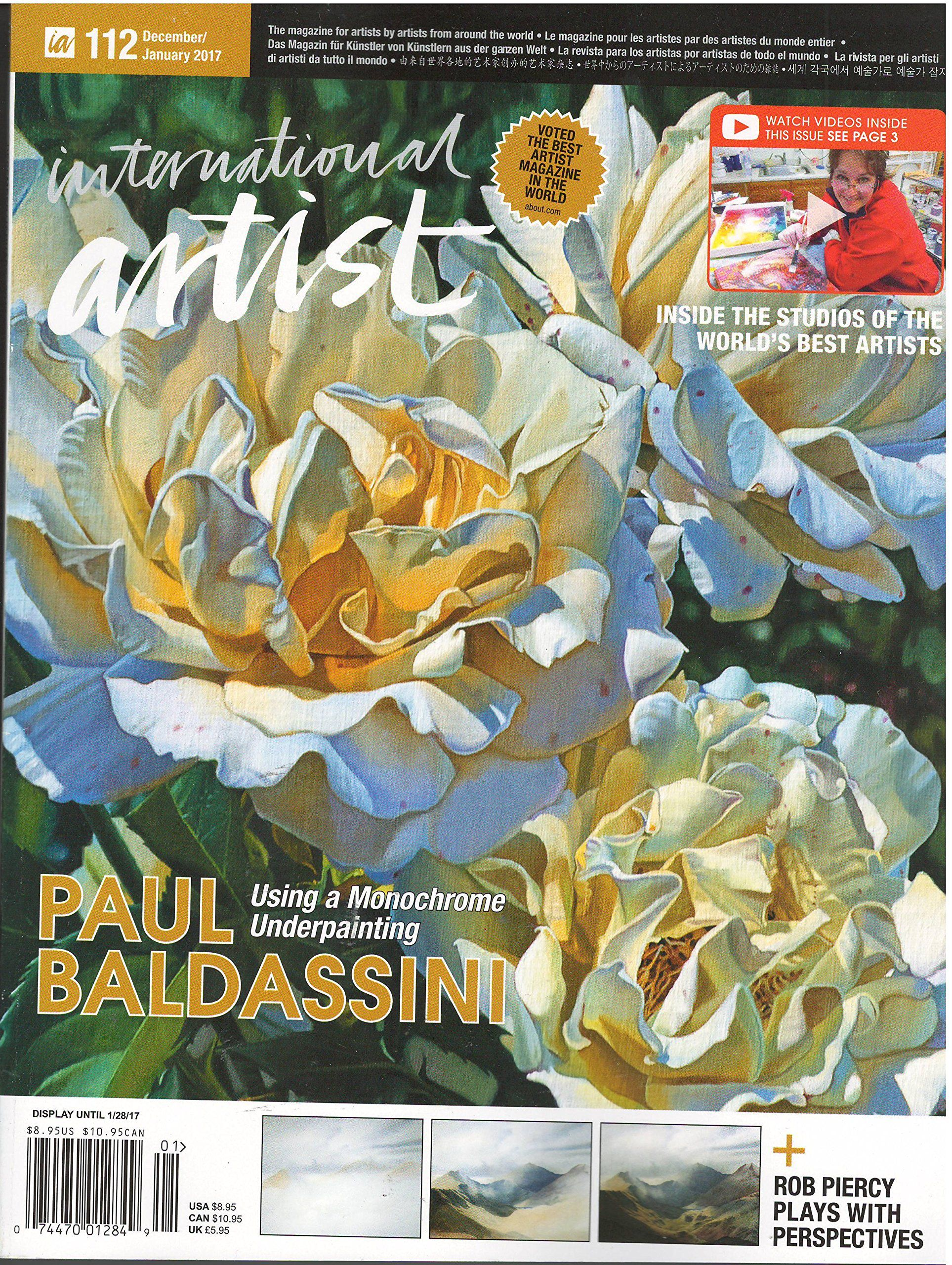 Watercolor artist magazine review - Watercolor Artist Magazine Review 24