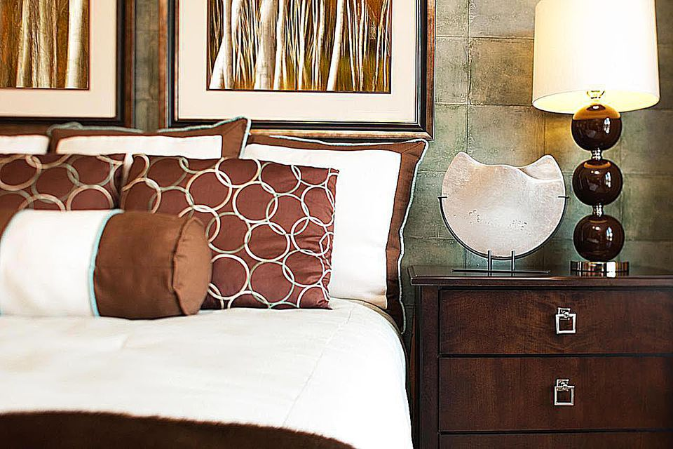 Great Ideas And Tips Sheik Master Bedroom In Modern Home