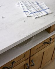 Solid Surface Kitchen Countertop