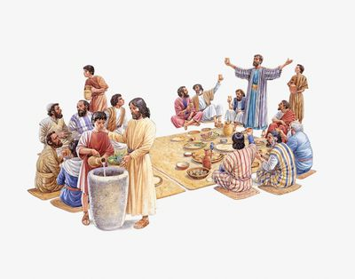 turn water into wine milk and Why did jesus turn water into wine [closed] up vote-3 down vote favorite after all jerusalem was suppose to be a land flowing with milk and honey.
