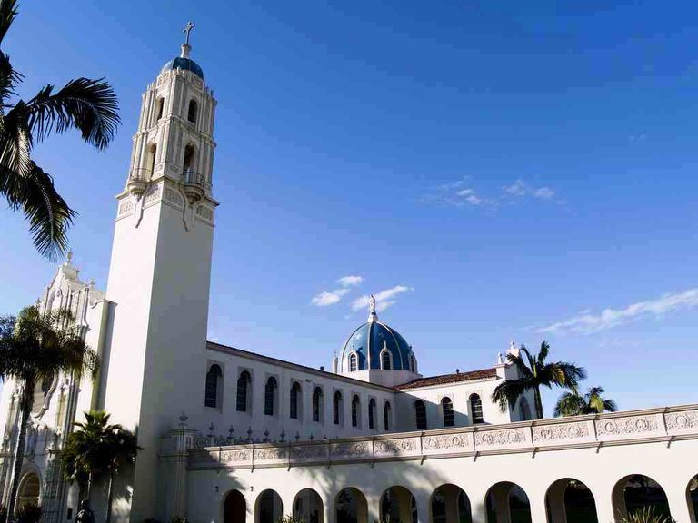 Immaculata Church at USD