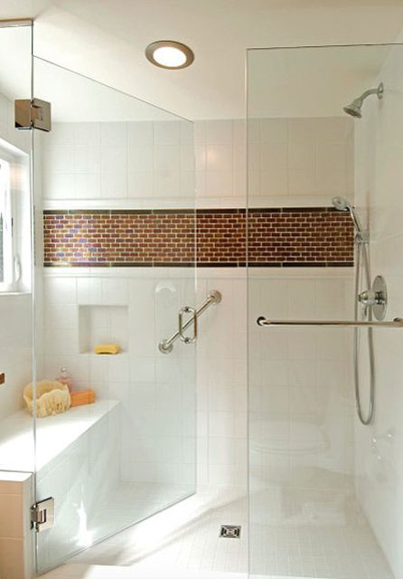 simple shower design. Beautiful Accessible Shower Design Simple R