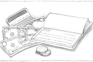 Cash and Checks
