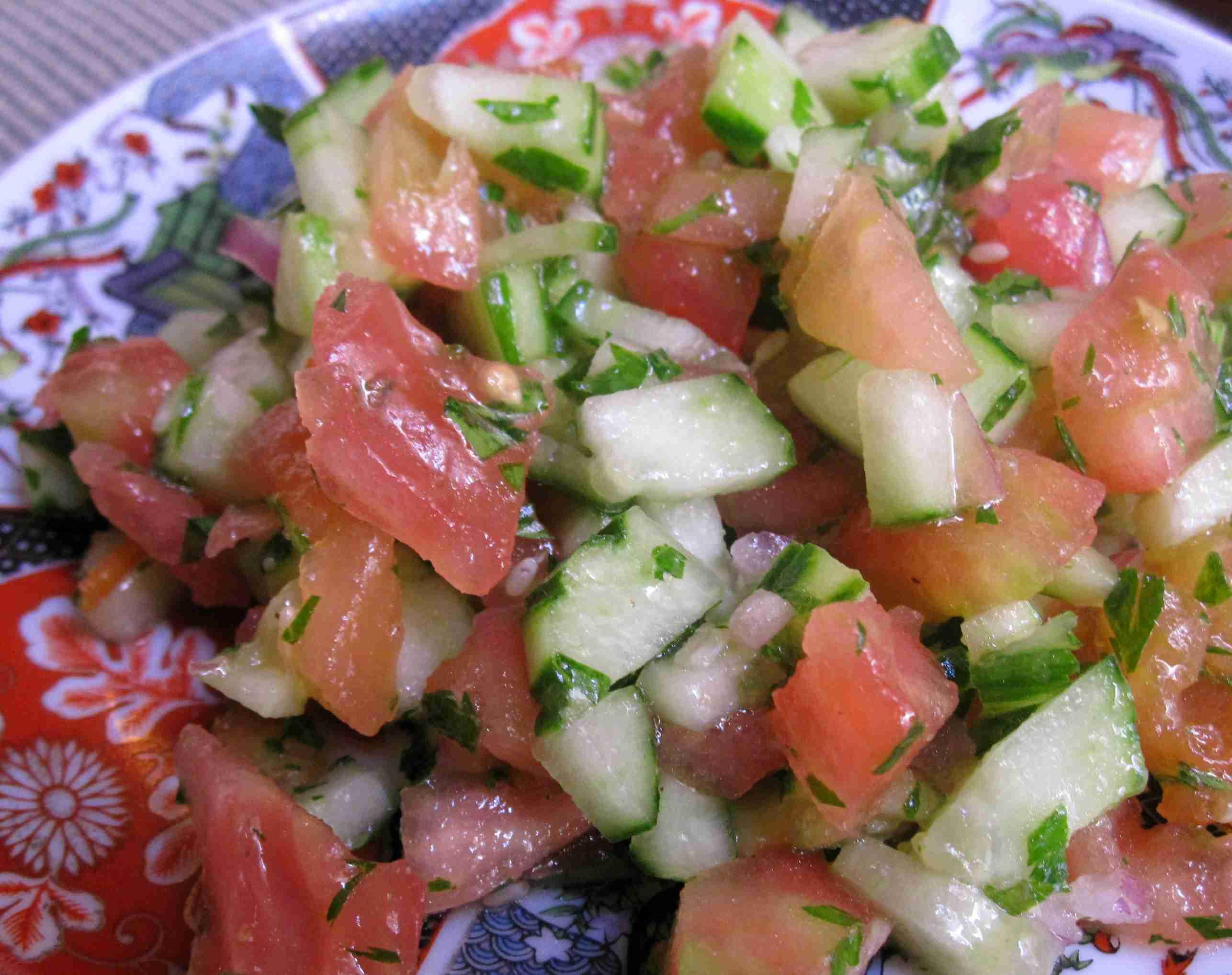 recipe: moroccan salad recipes easy [34]