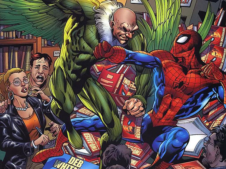 spider man the vulture
