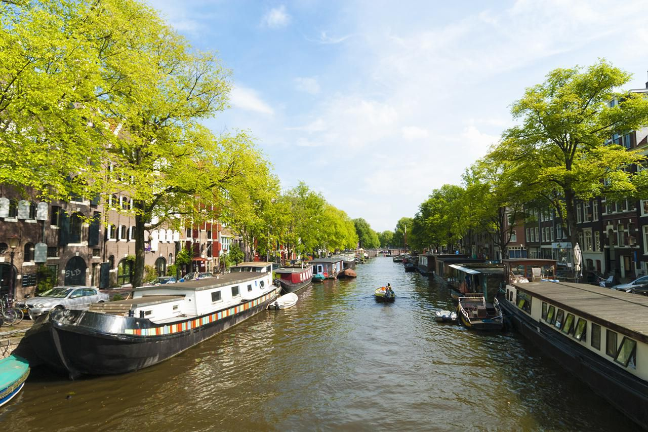Top 10 Attractions in Amsterdam