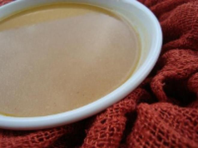 Easy butternut squash soup with carrots