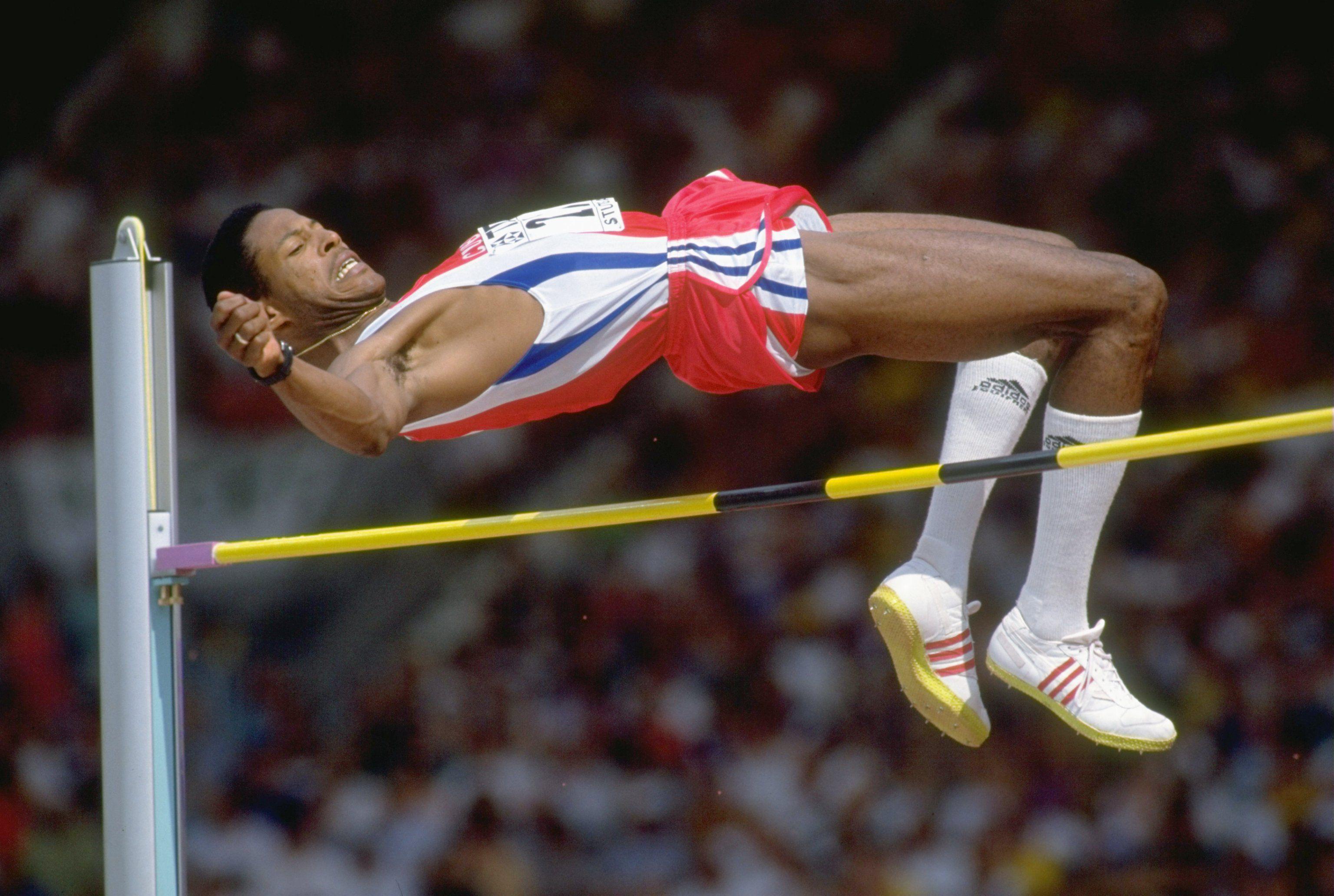 Men's High Jump World Records
