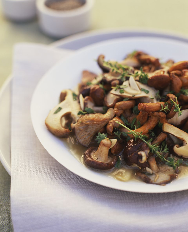 Spanish Mushrooms
