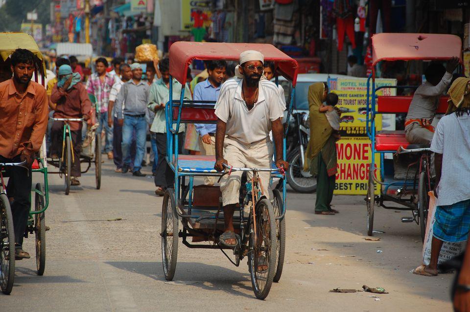 India Trishaw
