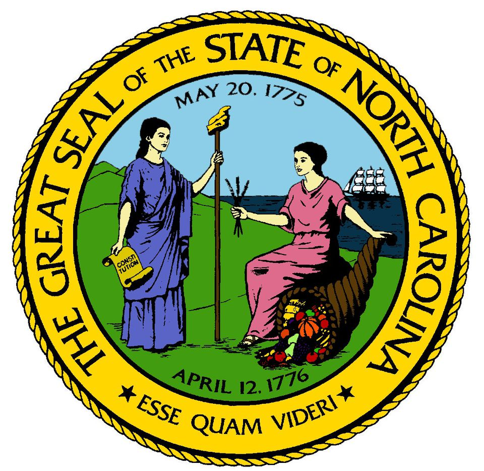 North carolinas state symbols at a glance north carolina state seal buycottarizona