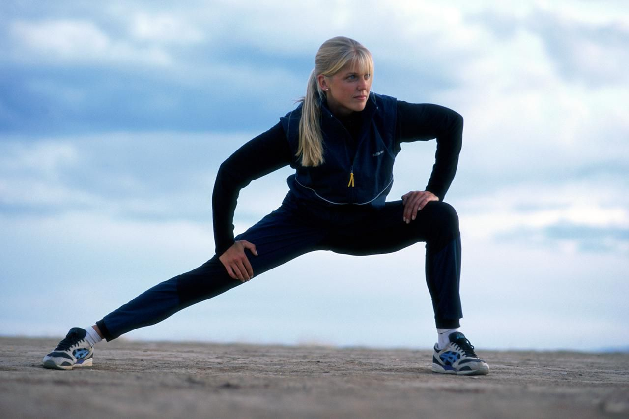 Stretching And Flexibility Routine For Runners