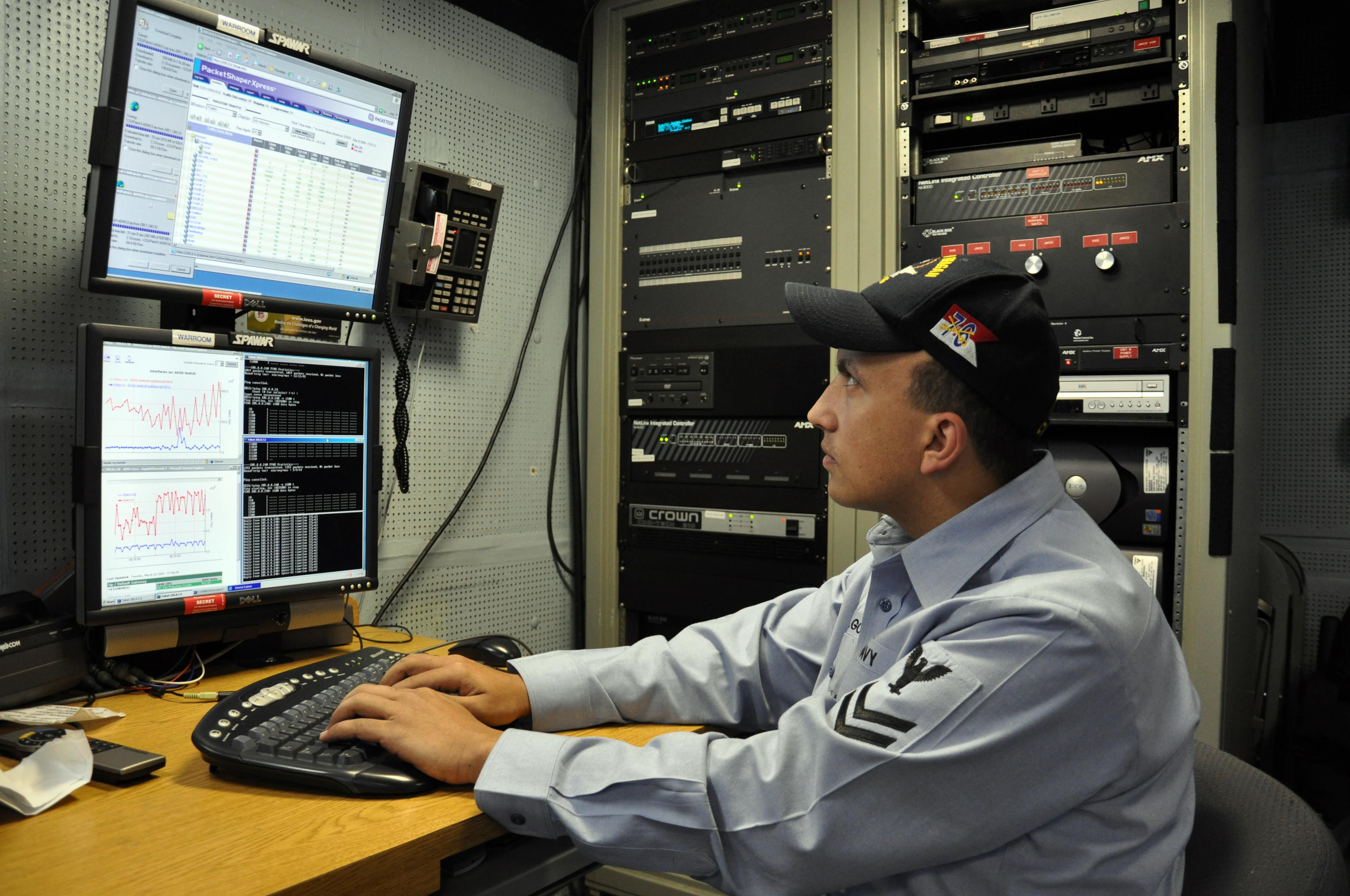Learn About Being A Navy Information Systems Technician It
