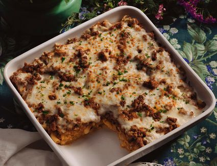 easy layered crock pot lasagna recipe