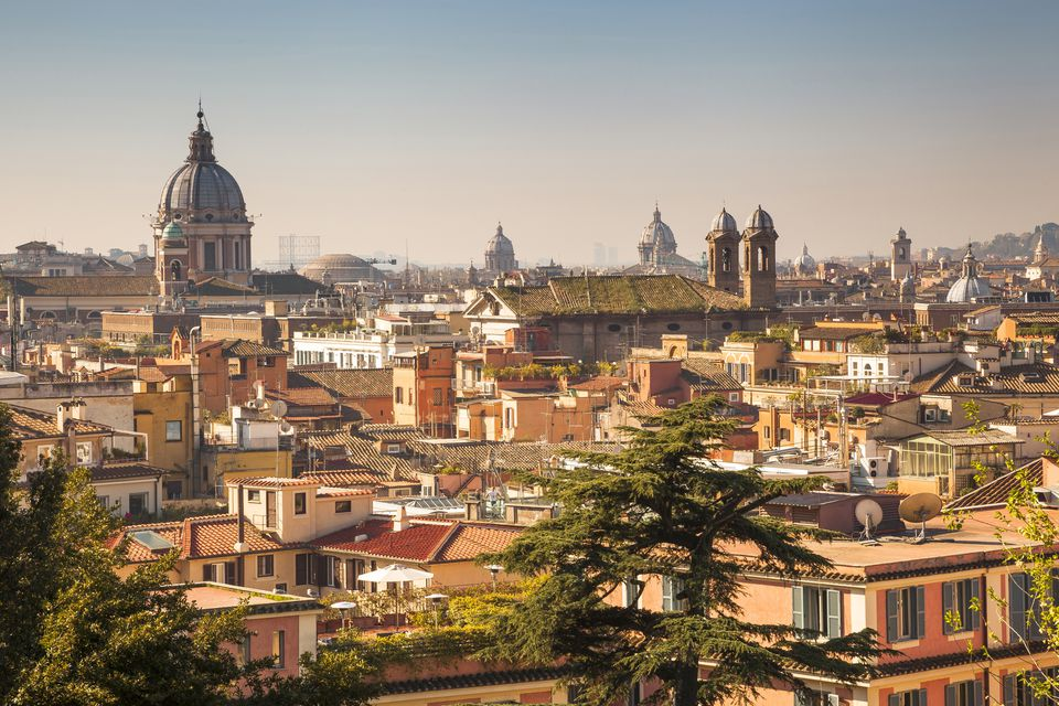 Recommended Hotels In Rome Italy