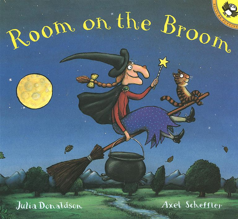 Room on the Broom Cover
