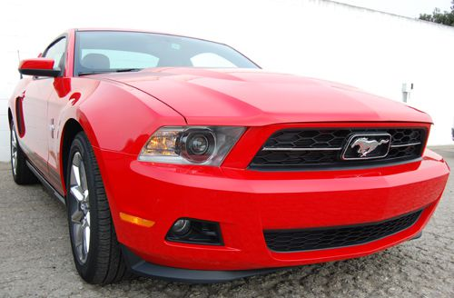 2011 Pony Package Mustang
