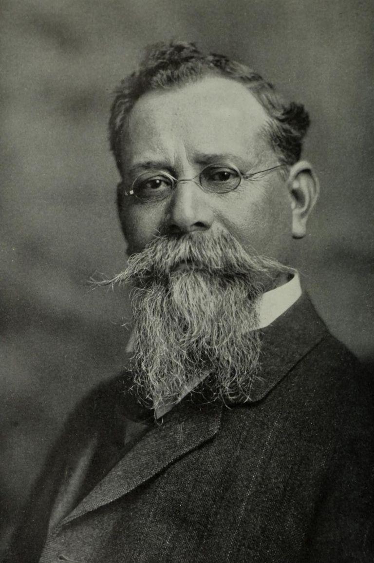 Portrait of Venustiano Carranza