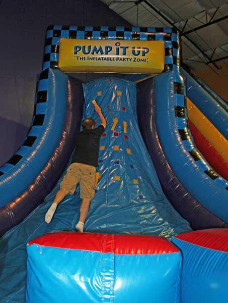 pump it up party