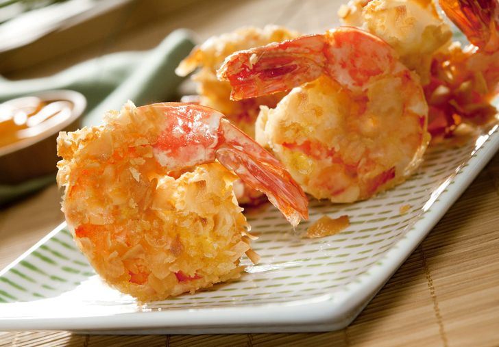 Crowd-Pleasing Coconut Shrimp - easily baked up in your oven!