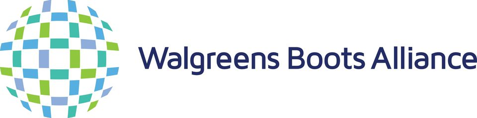 Walgreen Boots Alliance logo.