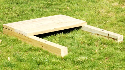 Recommended Height Raised Garden Beds