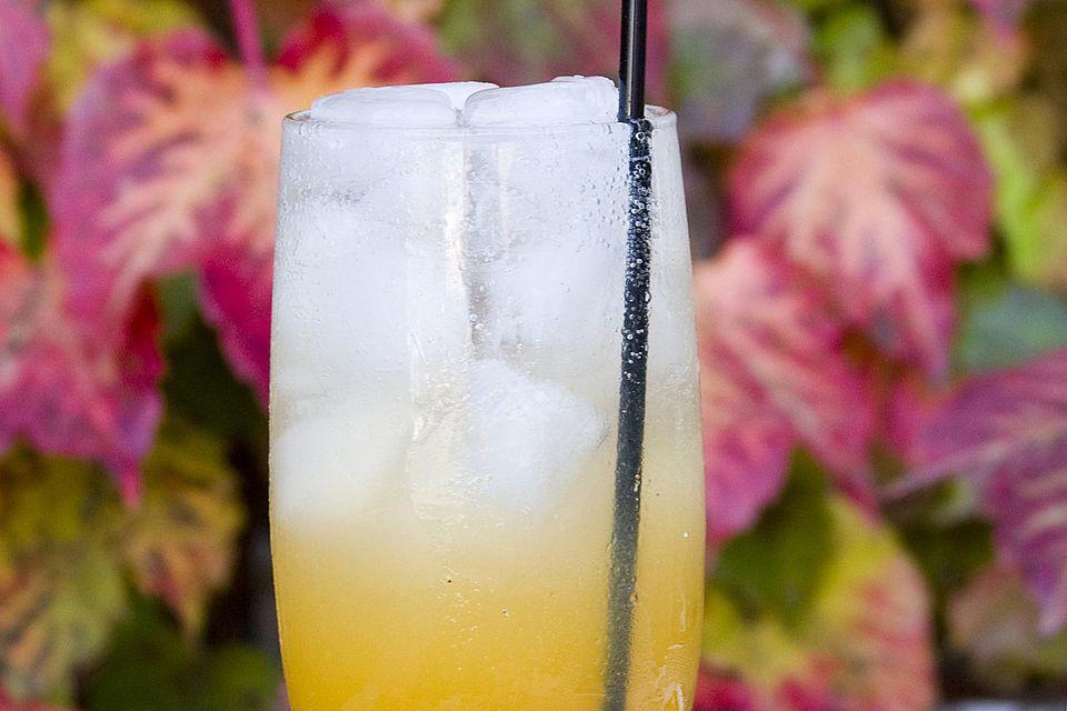 Autumnal Temptations Mocktail